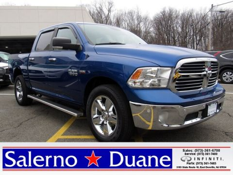 Pre-Owned 2017 RAM 1500 SLT 4WD Truck