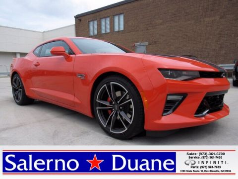 Pre-Owned 2018 Chevrolet Camaro 2SS Coupe