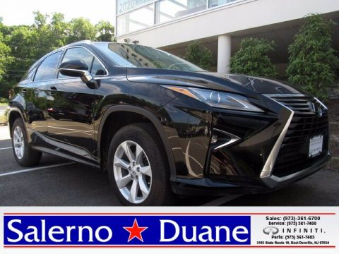 Pre-Owned 2016 Lexus RX 350 SUV