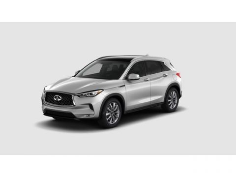 New 2020 INFINITI QX50 2.0T LUXE AWD AWD CROSSOVER