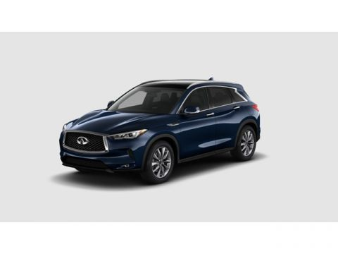 New 2020 INFINITI QX50 2.0T LUXE AWD CROSSOVER