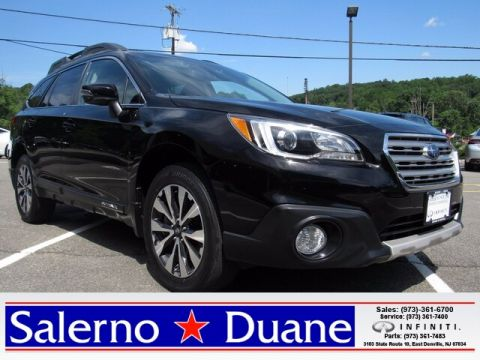 Pre-Owned 2016 Subaru Outback 3.6R Limited SUV