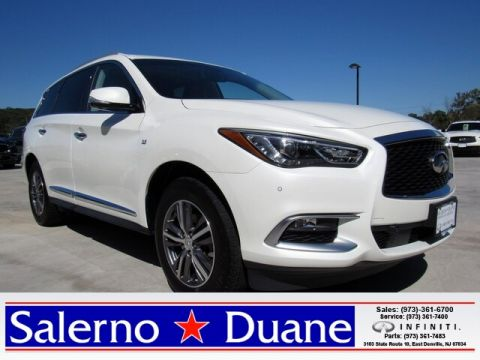 Certified Pre-Owned 2016 INFINITI QX60 AWD SUV