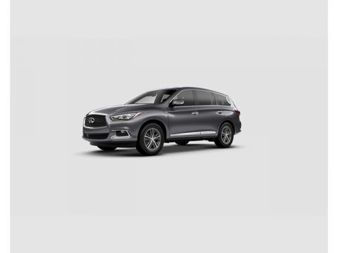 New 2020 INFINITI QX60 PURE AWD CROSSOVER