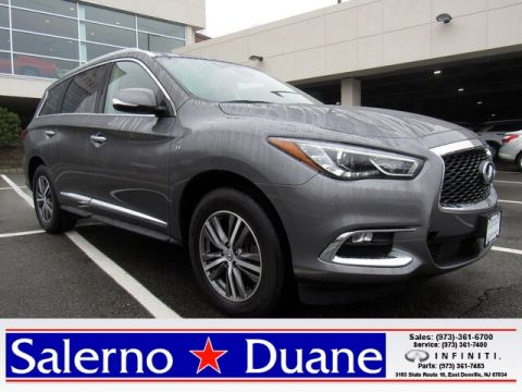 Certified Pre-Owned 2019 INFINITI QX60 LUXE SUV