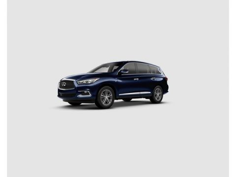 New 2020 INFINITI QX60 LUXE AWD AWD CROSSOVER