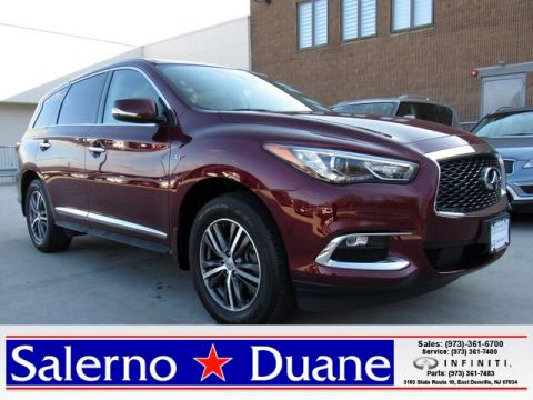 Certified Pre-Owned 2019 INFINITI QX60 PURE AWD SUV