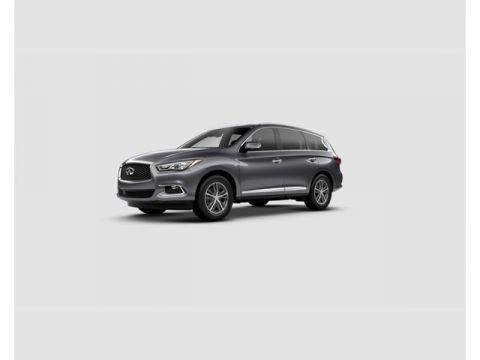 New 2020 INFINITI QX60 LUXE AWD CROSSOVER