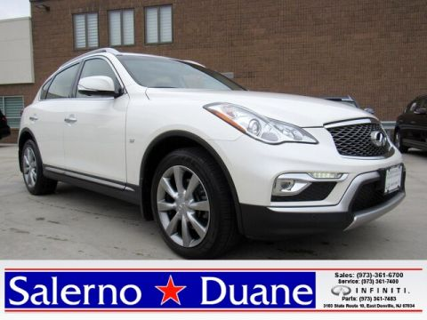 Certified Pre-Owned 2017 INFINITI QX50 AWD SUV