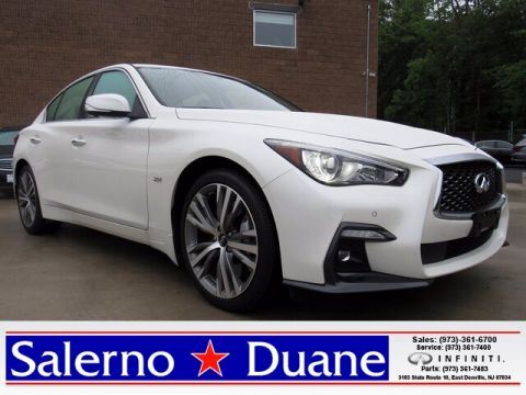 Pre-Owned 2019 INFINITI Q50 3.0t SPORT Sedan