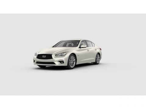 New 2020 INFINITI Q50 3.0t LUXE AWD SEDAN