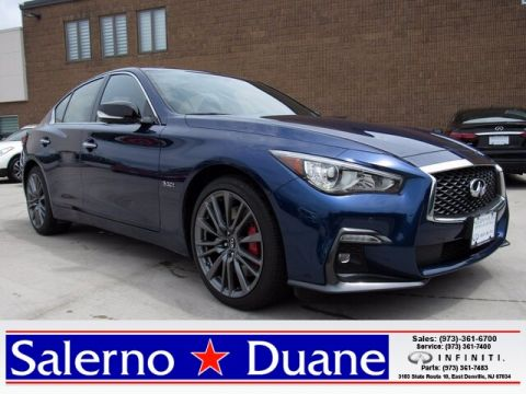 Pre-Owned 2019 INFINITI Q50 3.0t RED SPORT 400 Sedan